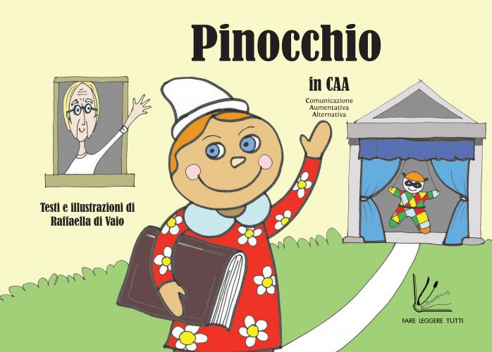 Pinocchio in CAA - InBook