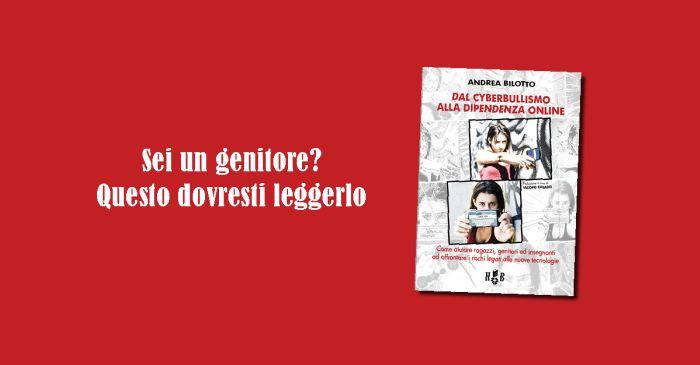 Banner - Dal Cyberbullismo alla dipendenza online - Bilotto