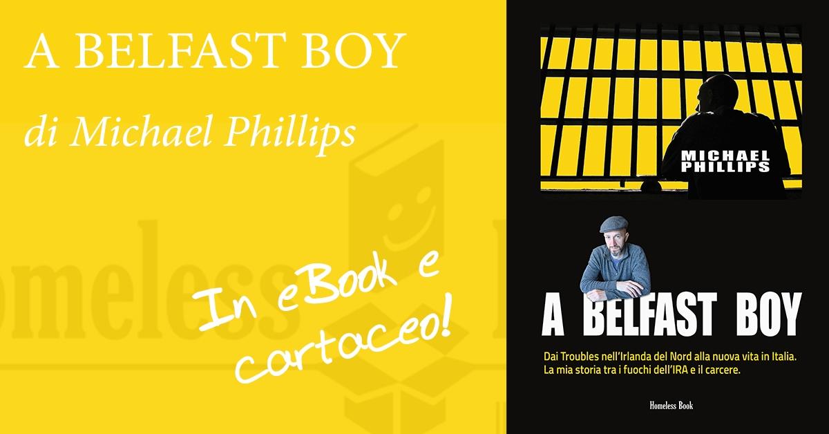A Belfast Boy di Michael Phillips